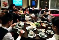 公司集体聚餐